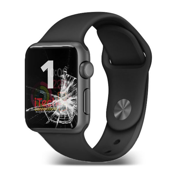 Itech Connections Apple Watch Series 1 42mm Screen Repair Service